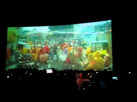 DangaMari celeb in Vetri(Chromepet)Fdfs