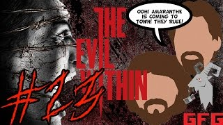 The Evil Within: Gassy Poopy Anal Sex - PART 23 - Goat Face Gaming