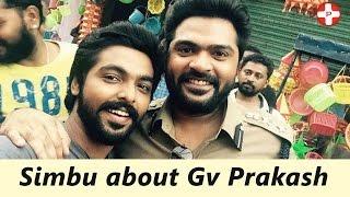 Simbu about Gv Prakash Trisha ilana Nayanthara | Aadhik Ravichandran | Tamil Movie