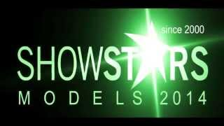 Candidatas Showstars Models 2014 y MIS