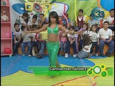 danza arabe niñas canal 33