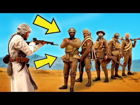 BATTLEFIELD 1 FAILS & Epic Moments!