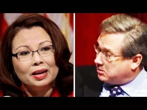 Xxx Mp4 Sen Mark Kirk Blurts Out Racist Comment About Opponent Tammy Duckworth During Debate 3gp Sex