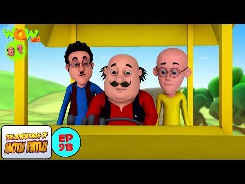 Road Roller - Motu Patlu in Hindi - ENGLISH SUBTITLES!