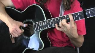 Extended Hybrid Positions - Guitar Lesson - Landslide Series pt. 11