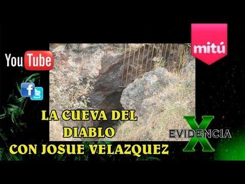 La Cueva Del Diablo Cerro De La Estrella Con Josue Velazquez Evidencia X – Cesar Buenrostro