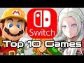 Top 10 Upcoming Nintendo Switch Games in 2019-2020!