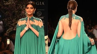 Bollywood Actress Hottest Ramp Walk At IIJW 2015