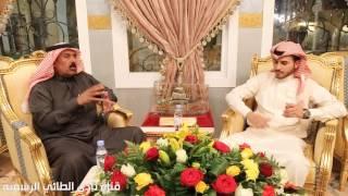 لقاء نائب رئيس نادي الطائي | عبدالله العديلي | الجزء الثاني