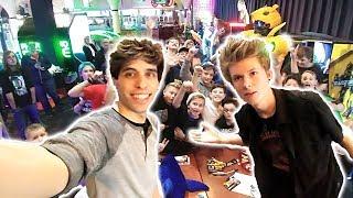 Arcade Warrior & Matt3756 Win Arcade Jackpots for Fans!