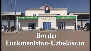 Daşoguz/Dashoguz (Crossing the border Turkmenistan-Uzbekistan  Part 27