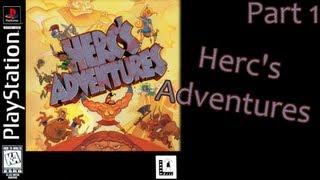 Herc's Adventures Walkthrough Part 1 of 2