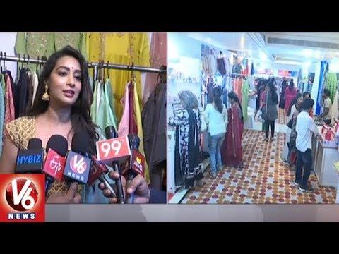 Xxx Mp4 Bigg Boss Fame Actress Bhanusri Launches Trendz Expo At Taj Krishna Hyderabad V6 News 3gp Sex