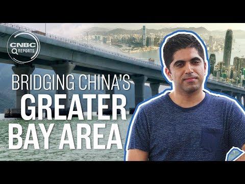 The Greater Bay Area Bridging Hong Kong Macau and Mainland China CNBC Reports