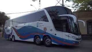 Marcopolo Paradiso G7 1600 LD 8x2 / Volvo / Eme Bus