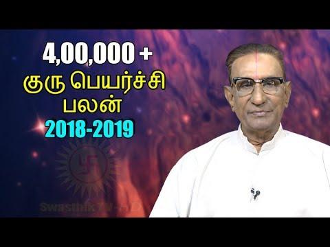 Guru peyarchi palangal 2018 | குரு பெயர்ச்சி பலன்கள் 2018 | By Astrologer Kaliyur Narayanan