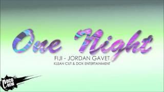 Fiji feat Jordan Gavet - One Night