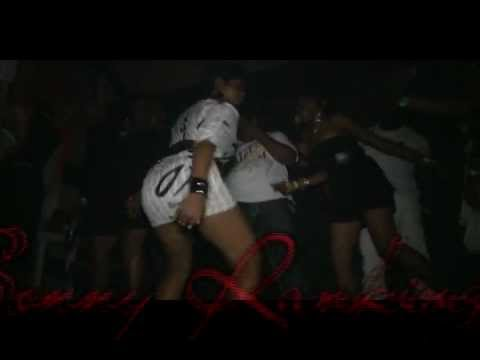 Sonny Ranking Black & White Party