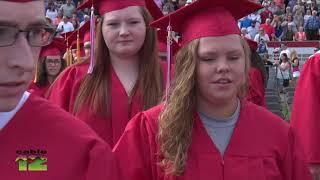 2018 Franklin County High School Graduation