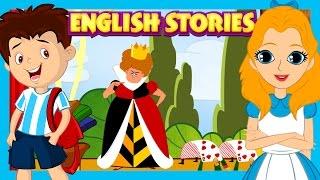 English Stories For Kids - Tia and Tofu Storytelling || Kids Hut Story - English Stories Compilation