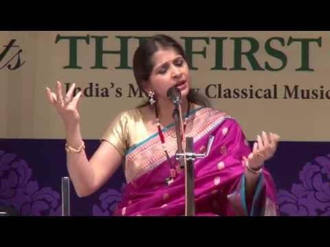 2015 Concert by Kaushiki Chakraborthy
