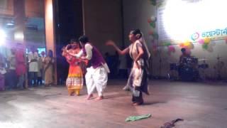 western college dance Arif,Nisha,saba