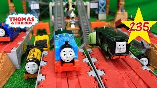THOMAS AND FRIENDS THE GREAT RACE #235 Trackmaster Thomas the Tank Engine Thomas & Friends Toys