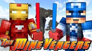 Minecraft MineVengers - TRAINING TO BE JEDI'S