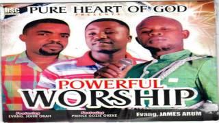 Evang  John Okah, Gozie Okeke & James Arum   Powerful Worship