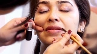 How to Apply Makeup for Indian Skin! - Tamil