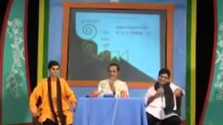 bangla funny live talkshow by saimum..