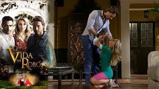 Alejandro corre a Monserrat de la hacienda | Lo que la vida me robó - Televisa