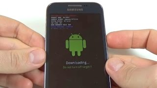 Samsung Glaxy Core Prime VE G361F - How to enter in download mode