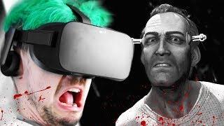 I NEED HEALING | Wilson's Heart VR (Oculus Rift Virtual Reality)