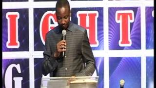 Pastor Dayo Olutayo - The attractions of favour Part 1