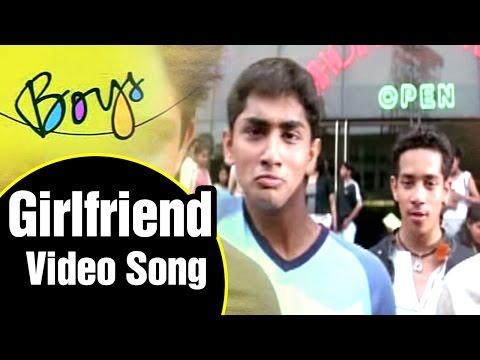 Xxx Mp4 Girlfriend Video Song Boys Tamil Movie Siddharth Genelia Bharath Shankar AR Rahman 3gp Sex