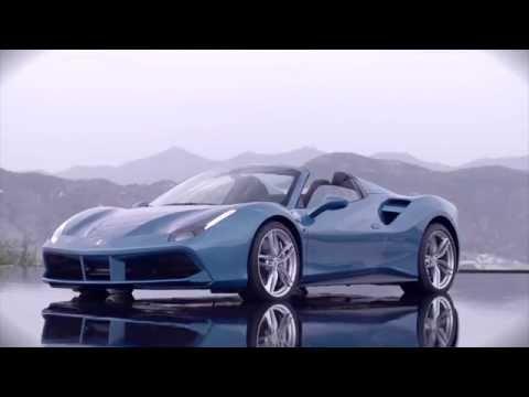 La Ferrari 488 Spider passe à l action
