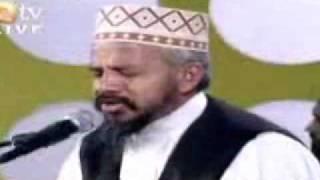 Qari Karamat Ali Naeemi - Surah Hashr.