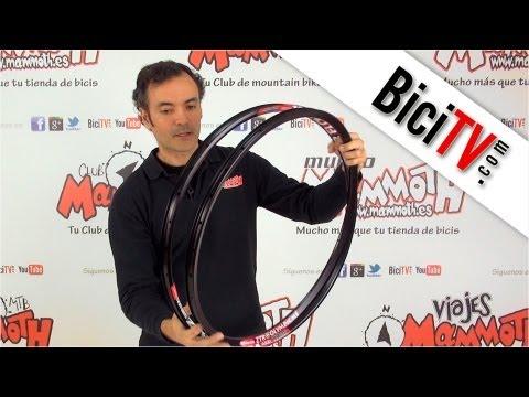 Tamaños de rueda mtb (26
