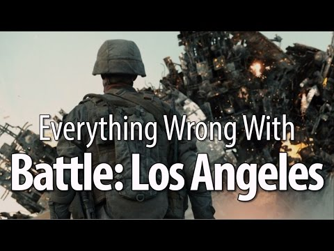Xxx Mp4 Everything Wrong With Battle Los Angeles In 18 Minutes Or Less 3gp Sex