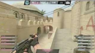 CS: Source $10,000 Grand Finals: Dynamic vs Zomblerz on de_dust2 @ ESEA LAN 10 (PART 1/3)