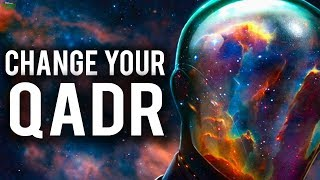 HOW TO CHANGE YOUR QADR (Destiny)