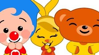 Smile - Plim Plim - Songs for kids, Children