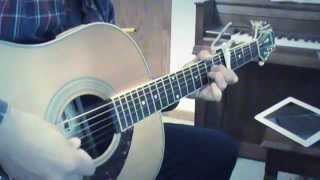 Guitar Instrumental Solo - Safe And Sound (Taylor Swift)