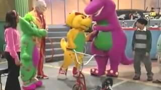 Barney's Round and Round We Go Part 3