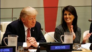 Trump Withdrawing US from UN Human Rights Council Is Hypocritical