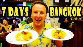 A Week In BANGKOK: Food, Temples, & Shopping!