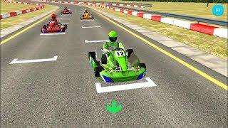 Car Racing Games #GO KART RACING 3D #Car Racing Video Games Download #Games For Kids #CarGames