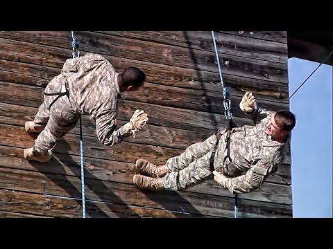 watch Scenes From U.S. Army Infantry Training