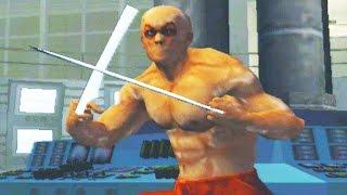 X-Men Origins: Wolverine Walkthrough (PS2) - Ending - The Island (Wolverine Vs. Deadpool)